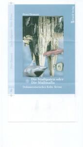 Die Stadtpaten - Vorderseite Buch
