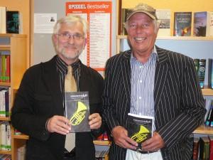 Büchereileiter Matheisen und der Autor