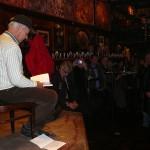 Der Autor, Publikum